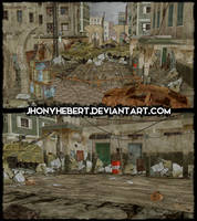 Hot Zone - Dead Or Alive 5 by JhonyHebert