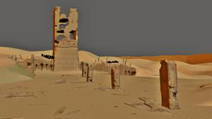 Desert Wasteland - Dead or Alive 5 by JhonyHebert