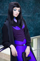 Re-l Mayer cosplay by kammael
