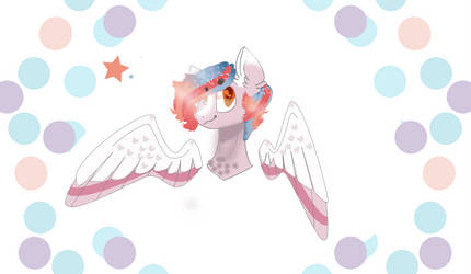 Pony Adoptable: { Open } Candy Twix by PrettyPosey