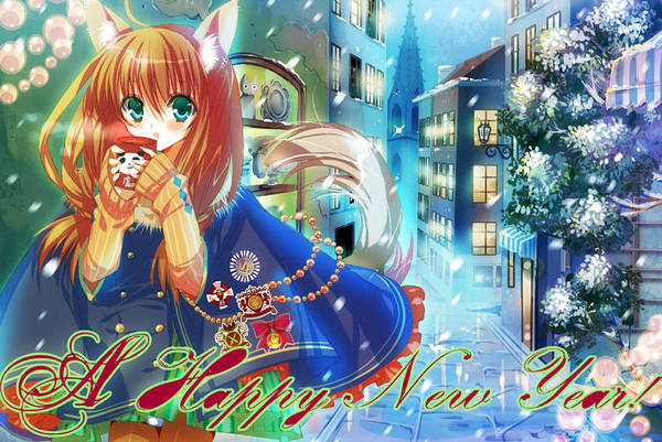 2012 new year card by ayayxxxx