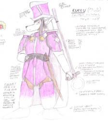 Kurru - Concept Sketch 2009 by cullsoft