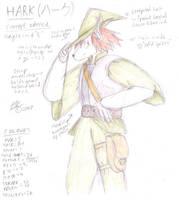 Hark - Concept Sketch 2009 by cullsoft