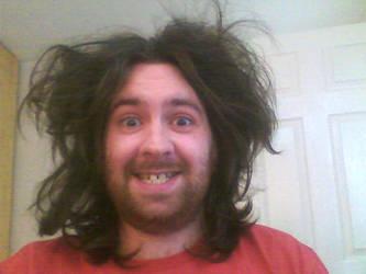 Big hair much? by Zedwen