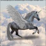 Silvany the alicorn by KirraHEE