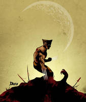 Wolverine - Bloodbath by daxxbondoc