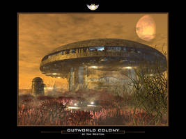 Outworld Colony 4x3 by Zer05um