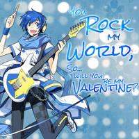 [Kaito] You Rock My World! by Cryokor
