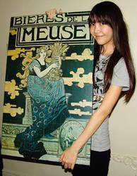 Bieres De La Meuse And Me by feanne