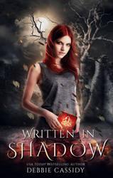 Written in Shadow - Book Cover by mirishka10
