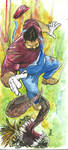 Pipe Dream: Mario by JoeyLeeCabral