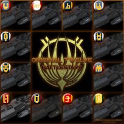 Original 12 Battlestars v0.5 by Majestic-MSFC