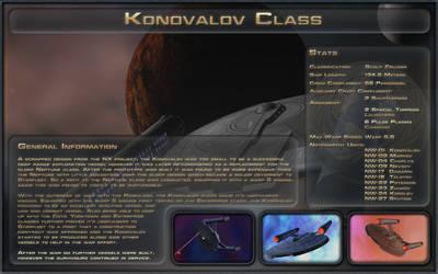 Konovalov Class Spec Sheet by Majestic-MSFC