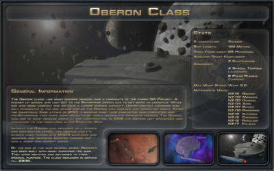 Oberon Class Spec Sheet by Majestic-MSFC