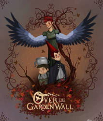 Over the garden wall by Vinicius040598