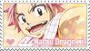 Natsu Stamp by LaraLeeL