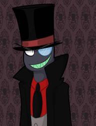 (4/4) Black Hat by Llamalovers123