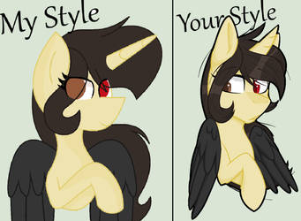 In Your Style by Llamalovers123