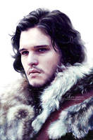 Jon Snow by OathToOrder