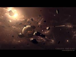 Chaos Ingens by JoeyJazz