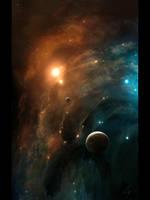 Just Space by JoeyJazz