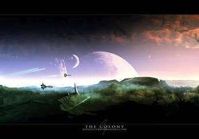 The Colony by JoeyJazz