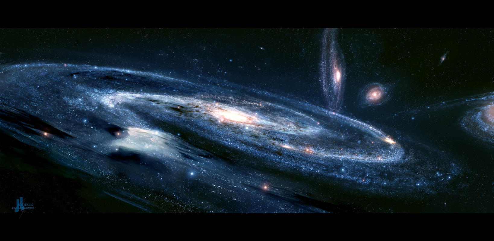 Gears of Existence by JoeyJazz