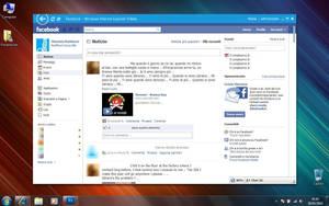 IE9 -Modern UI- Italian Mockup by metrovinz