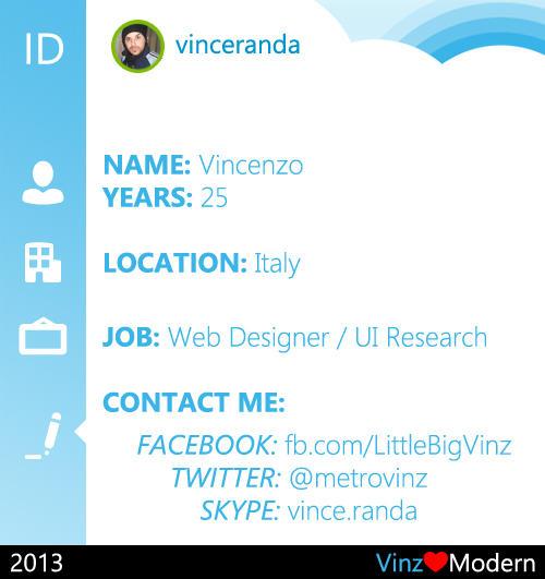 metrovinz's Profile Picture