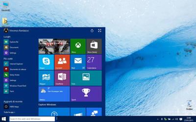 Windows 10 Build 9926 by metrovinz