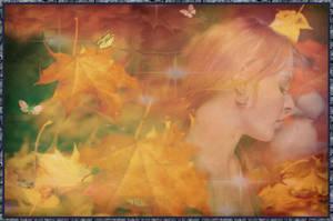 Dreams of Autumn by TexasPanda