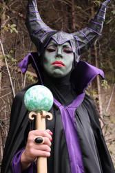 The Mistress of ALL Evil - Disney by iRukiaChan