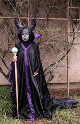 Maleficent - Disney by iRukiaChan