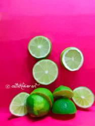 Cherry Limeade by catlickfever