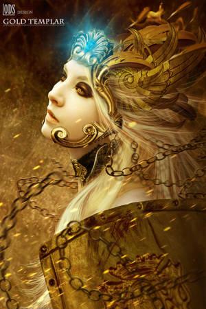 Gold Templar by ODSDesign