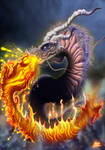 Dragonfire by GIANTLY