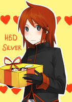 HBD Silver by CHIKY-UU