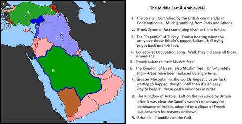 Alternate History Part 2 Middle East By Todyo1798 On Deviantart