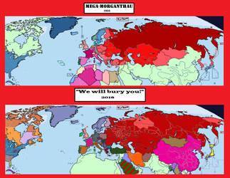 Cold War/Soviet Wank WIPs by Todyo1798