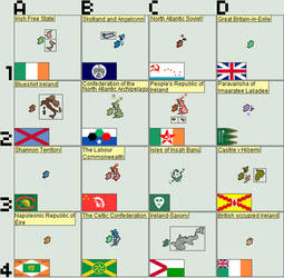 Sixteen Irelands by Todyo1798