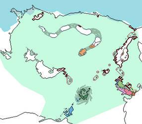WIP Fantasy World by Todyo1798