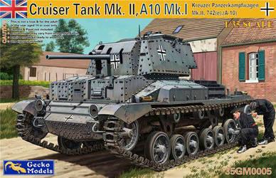 Panzerkampfwagen Mk II 742(e) by TheDesertFox1991