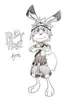 Short Rudy by cjcat2266
