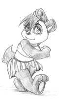 Panda by cjcat2266
