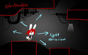 Photon Bunny - Lights and Shadows by cjcat2266