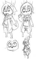 Cera sketch dump by cjcat2266