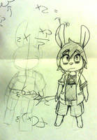 Cera and Math by cjcat2266