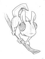 Chameleon by cjcat2266
