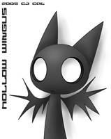 Hollow Wings by cjcat2266