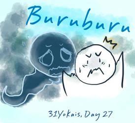 Day 27, Buruburu by kirielu